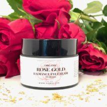 RoseGold Radiance Eye Cream