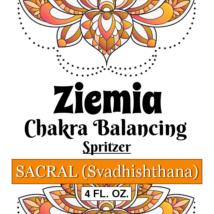 Sacral - Chakra Balancing Spritzer