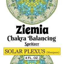 Solar Plexus - Chakra Balancing Spritzer