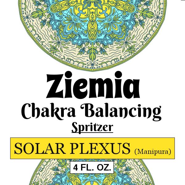 Solar Plexus – Chakra Balancing Spritzer