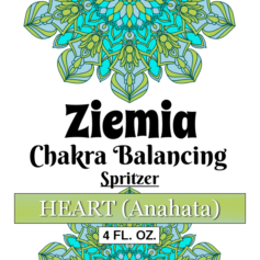 Website Product Image - Ziemia - Chakra 4 - Heart - Anahata