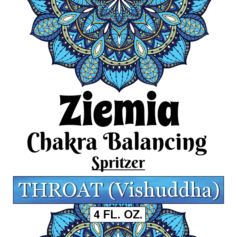 Website Product Image - Ziemia - Chakra 5 - Throat - Vishuddha