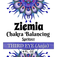 Website Product Image - Ziemia - Chakra 6 - Third Eye - Anja
