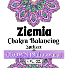 Website Product Image - Ziemia - Chakra 7 - Crown - Sahaswara v2