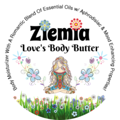 Website Product Image - Ziemia - Loves Body Butter v2