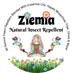 Website Product Image - Ziemia - Natural Insect Repellent