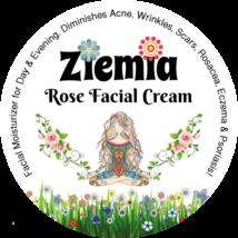 Rose Facial Cream